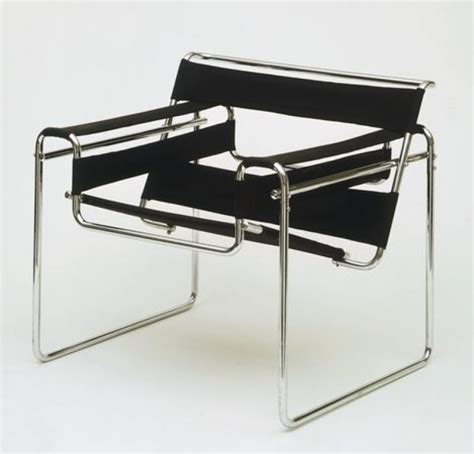 wassily chair b3 marcel breuer bauhaus italy
