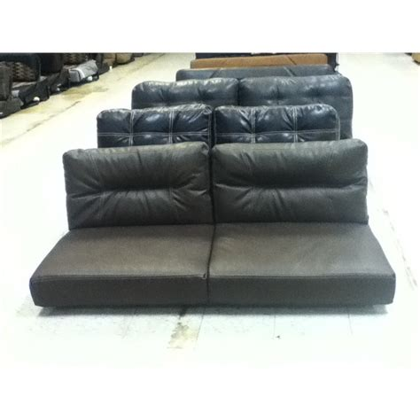 rv flip sofa brown vinyl flip sofa 62 quot rv boat parts