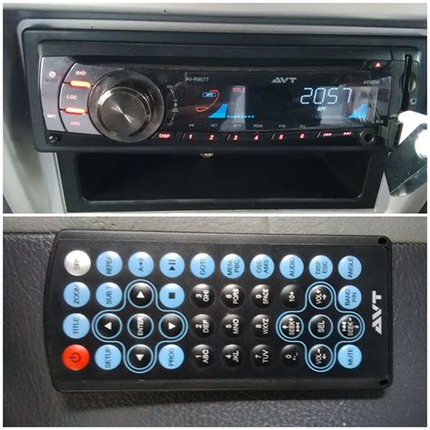 Tv Mobil Merk Avt cara setting jam pada mobil merk avt setia1heri