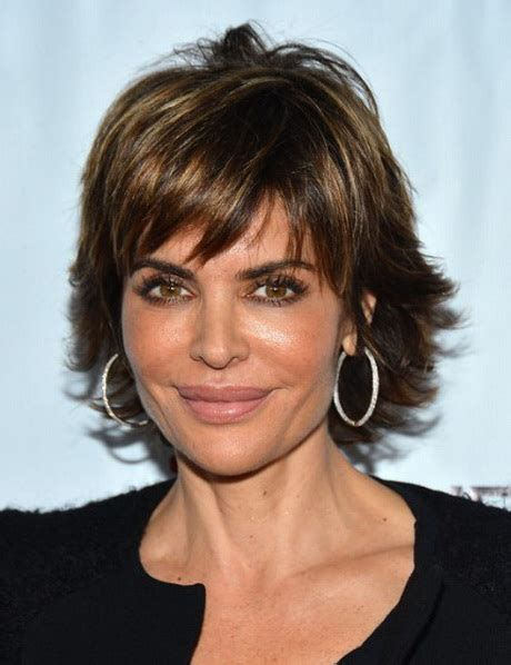 off the face layered haircut layered short hairstyles