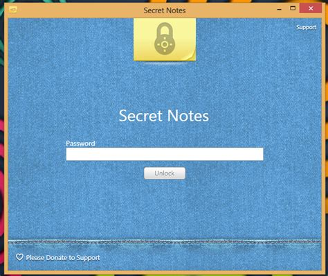 secret notes secret notes how to make your personal note password