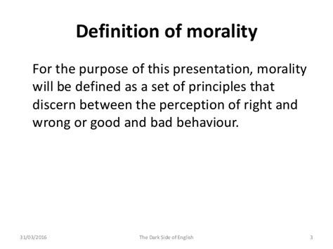 theme definition moral concept of morality in horus rising the seeds of heresy