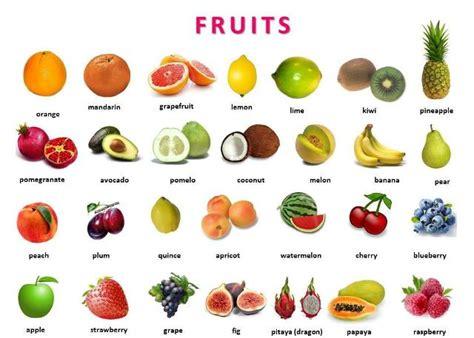fruits n fruits name more photos
