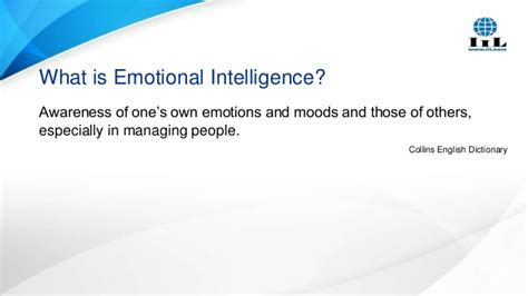 Mba Project Report On Emotional Intelligence by Why Emotional Intelligence Is Important For Project Managers