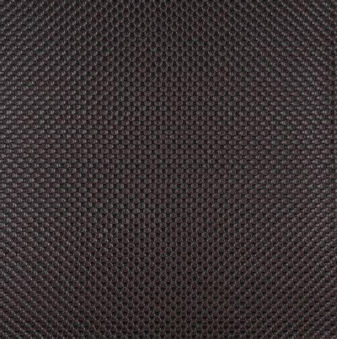 Vinyl Upholstery Fabric by Chocolate Brown Basketweave Leather Like Vinyl Upholstery