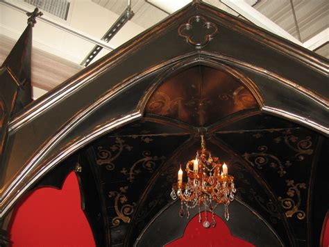gothic canopy bed gothic canopy bed fashion forward custom made canopy bed