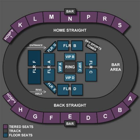O2 Arena Floor Seating Plan a night of championship boxing at manchester velodrome