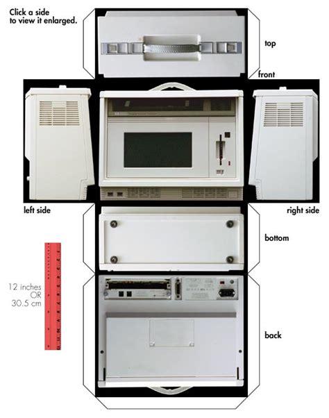 HP Virtual Museum: Integral computer, 1985