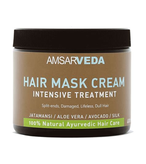 Hair Is Fabric Intensive Detox by Hair Mask Intensive Treatment