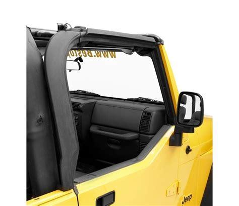 jeep soft top security door surrounds set factory replacement bestop
