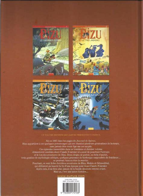 bizu lintgrale tome 3 bizu int3 l int 233 grale 3 1989 1994