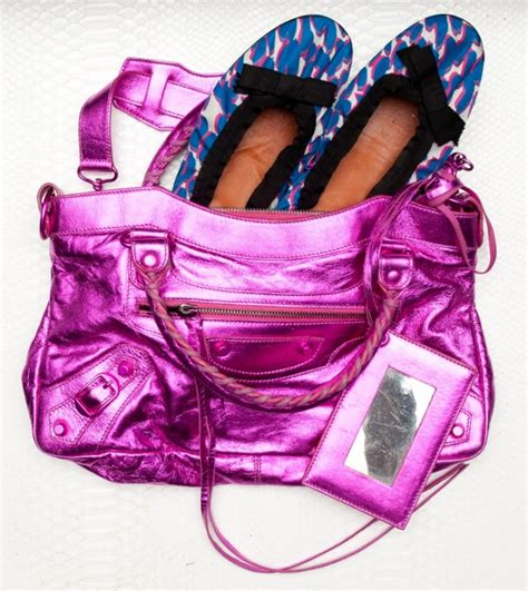 Nicky Hiltons Balenciaga Motorcycle Purse by Nicky Coveteur