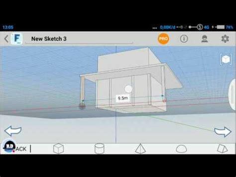 Aplikasi Desain Dress Di Android   bikin desain 3d di android pakai aplikasi formit 360 youtube