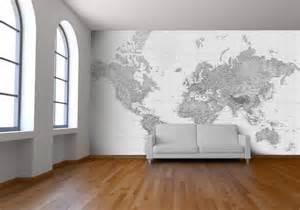 Contemporary Wall Murals Black And White Wallpaper Wall Mural Contemporary