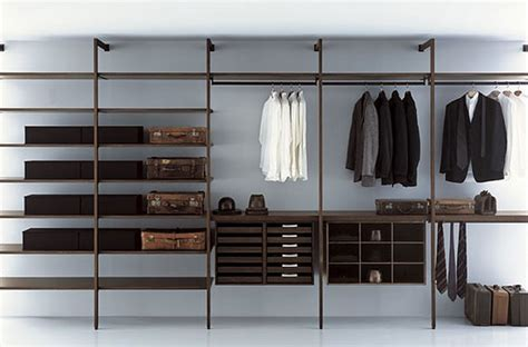 Walk In Closet Installation by Modern Minimalist Walk In Closet System 3 Thinkofliving