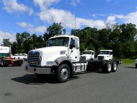 truck in pa mack cab chassis trucks in pennsylvania for sale used