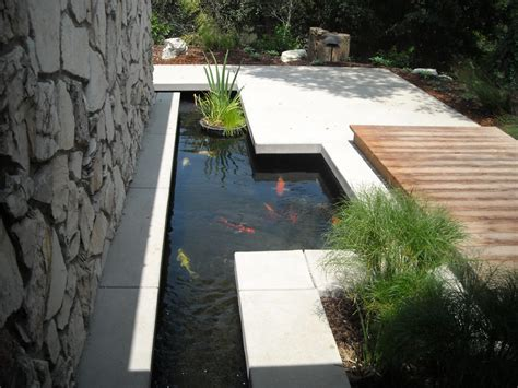 modern backyard 67 cool backyard pond design ideas digsdigs