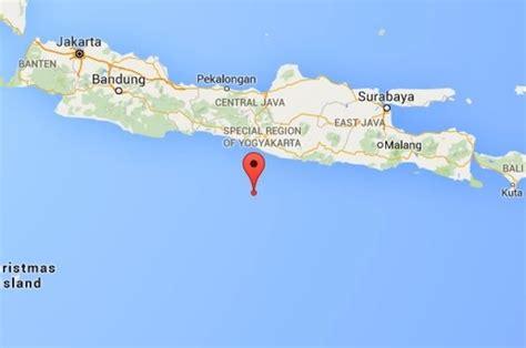 earthquake java today 5 9 magnitude earthquake hits south of bambanglipuro