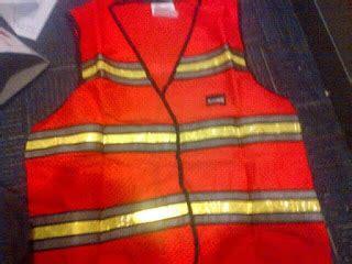 Jaket Rompi Pelung Atunas Size M wearpack rompi safety vest pelung jacket dan jas