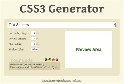 html5 layout generator great resources for help with css css menumaker