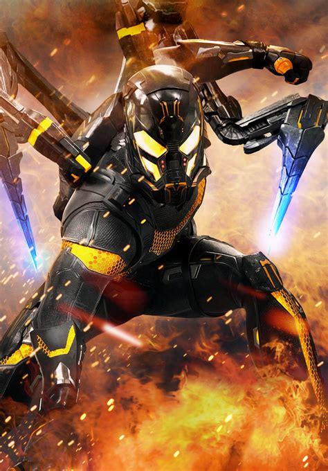 Lego Marvel Comics Yellow Jacket Ant Series Bootleg yellowjacket marvel cinematic universe wiki fandom powered by wikia