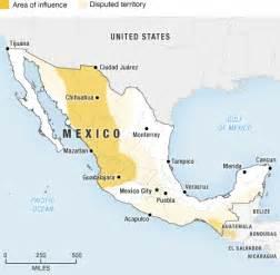 Sinaloa Mexico Map by Gallery Sinaloa Cartel Map