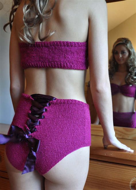 knitting pattern underwear knitted lingerie archives knitting is awesome