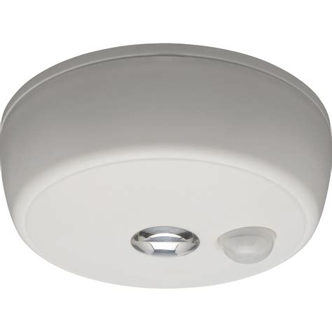 Ceiling Motion Light Mr Beams Wireless Motion Activated Led Ceiling Light 100 Lumens Model Mb980 Northern Tool