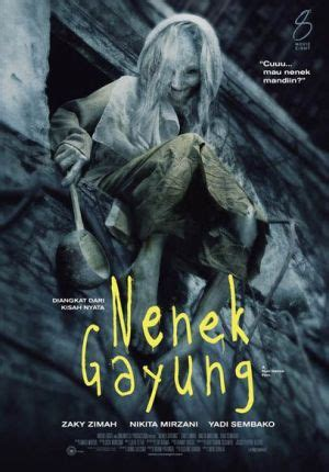 film horor zaki film nenek gayung the movie 2012 belum ada judul