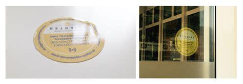 Aufkleber Hinter Glas Drucken by Alrowa Design Druck Co Quot Hinter Glas Aufkleber Quot F 252 R