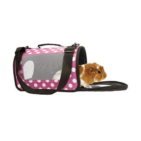 Tas Fashion Vc85065 Pink S Fur Tas Tic Fashion Small Animal Carrier Pink Polka