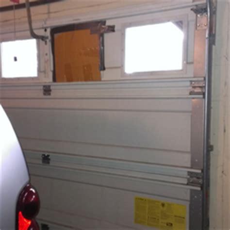 Garage Door Reinforcement Bar by All American Garage Door Garage Door Services