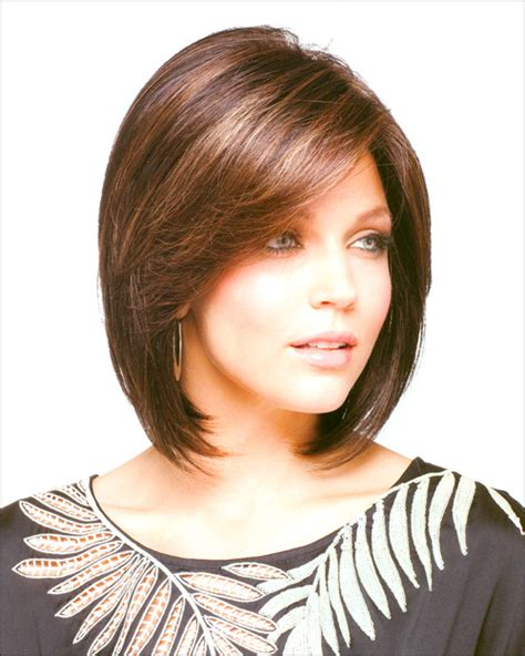 full face graduated bob haircut pictures no1673 may synthetic wig by noriko