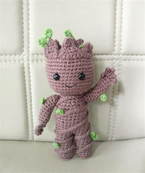 amigurumi pattern groot pattern baby groot vol2 amigurumi crochet pattern