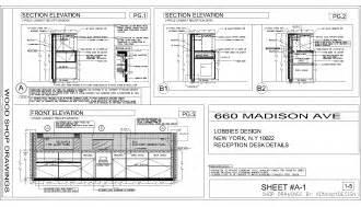 Reception Desk Detail Architecture Drawing Desk Design Ideas 16 Design Ideas Technical Details Drawing