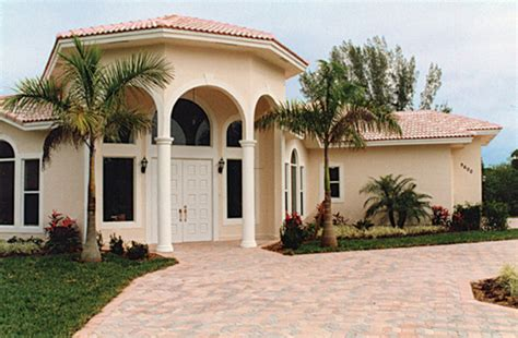 spanish style home plans home ideas