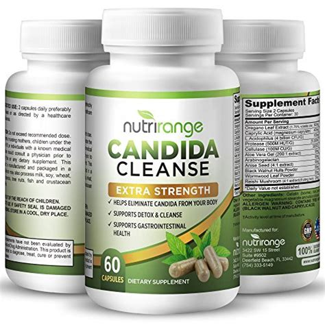 Candida Detox Cleanse by Candida Cleanse And Yeast Infection Support Best Detox