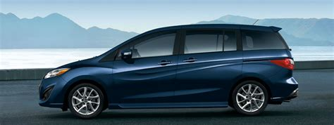 Why Mazda Is Not Popular by 2015 Mazda 5 Minivan Is Like No Other In Industry
