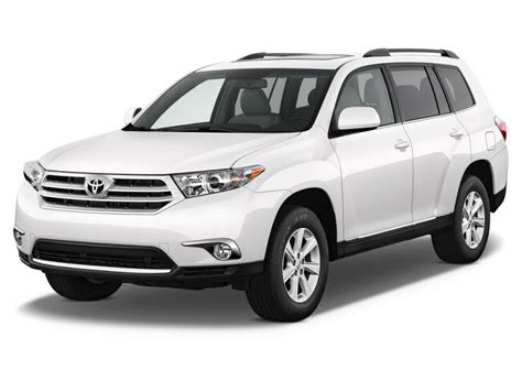 2012 Toyota Highlander 2012 Toyota Highlander Pictures Photos Gallery The Car