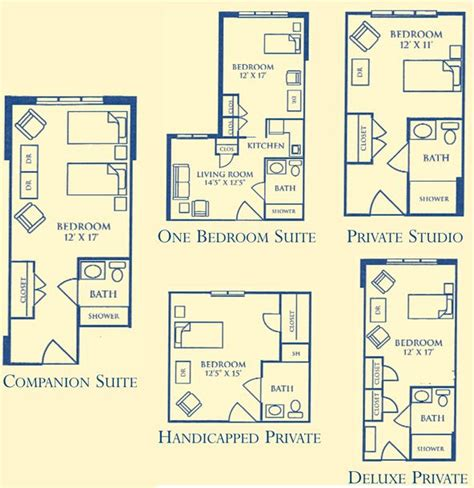 assisted living floor plans google search floor plan assisted living facility dementia friendly floor plan