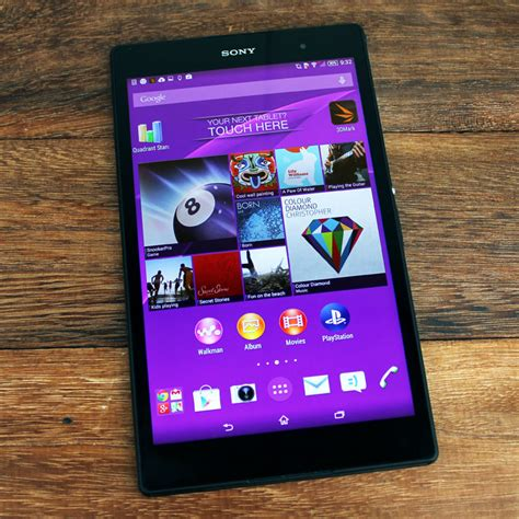 Tablet Sony Xperia Z3 sony xperia z3 tablet compact better than the mini and galaxy tab s hardwarezone my