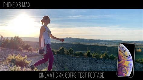 iphone xs max cinematic at 4k 60 fps smart hdr best choice for mobile filmmaking
