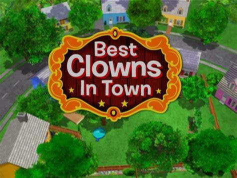 best clowns in town the backyardigans wiki fandom