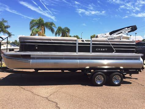 pontoon boats arizona pontoon boats for sale in peoria arizona