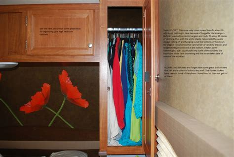 Rv Closet Organizer by Rv Organization Ideas Pictures Quotes