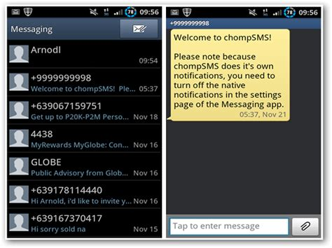 how to text android how to send a text message on an android