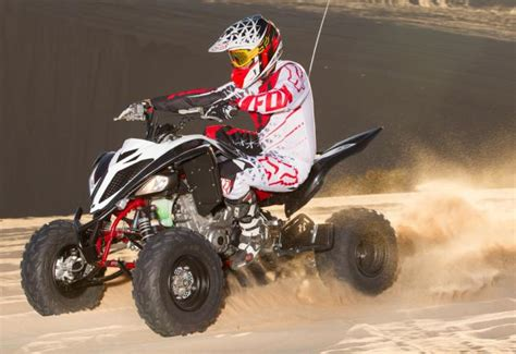 Andromax R Se Special Edition 2015 yamaha raptor 700r se and yfz450r se review atv