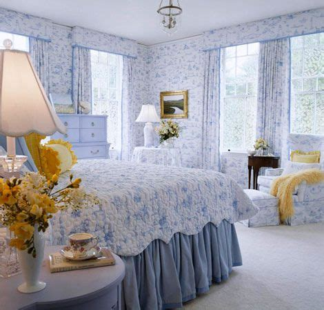 wohnideen shabby chic 4569 bedroom decorating ideas totally toile in 2018 inviting