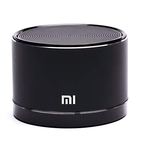 Speaker Telpon Xiaomi Mi3 Original Xiaomi Cylindrical Portable Wireless Bluetooth 4 0 Speaker
