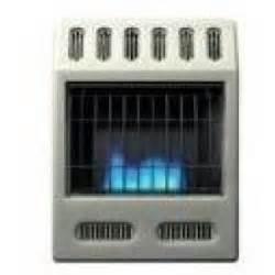 vanguard small blue thermostat vent free